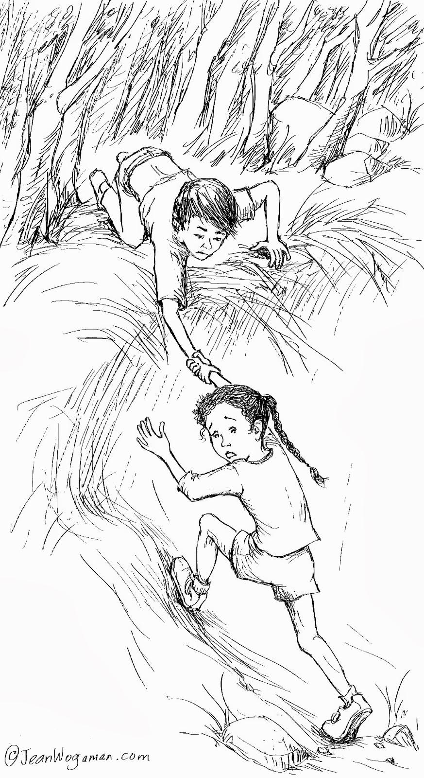 873x1600 Illustration Friday Tension