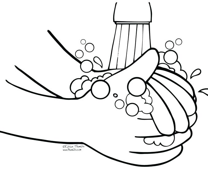 678x600 Trend Helping Hands Coloring Page Fee Pages Of For Boys