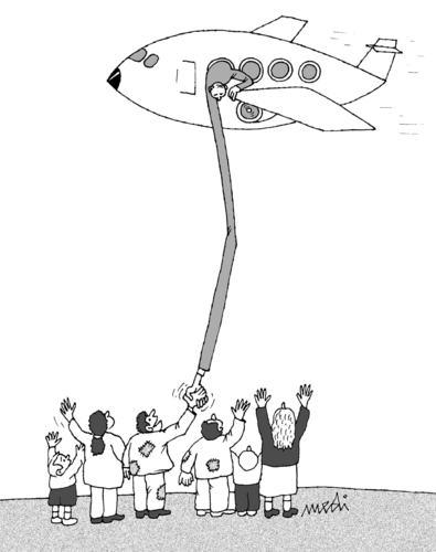 395x500 Helping Hand By Medi Belortaja Politics Cartoon Toonpool