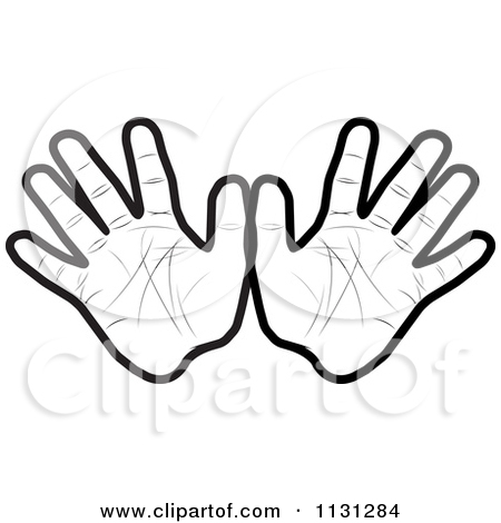 450x470 Free Clipart Of Hands