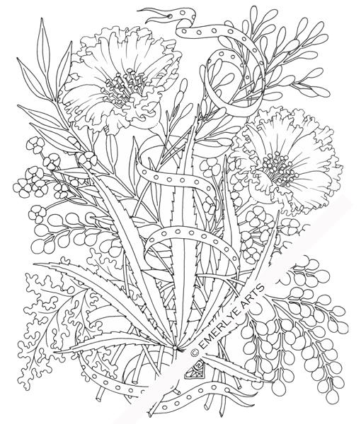 510x600 Cynthia Emerlye, Vermont Artist And Life Coach Hemp Amp Petunias