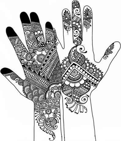 396x461 Henna Designs For Hand Feet Arabic Beginners Kids Men Henna