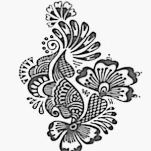 300x300 Arabic Henna Designs Lovetoknow