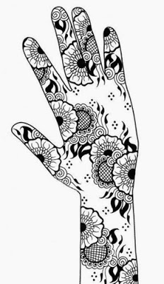 232x400 Pattern Henna Drawings Tumblr