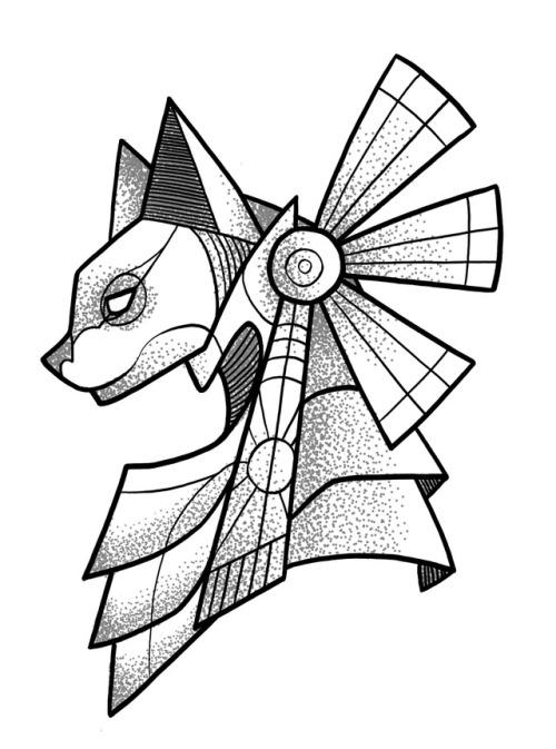 500x673 Egyptian Tattoo Designs Tumblr