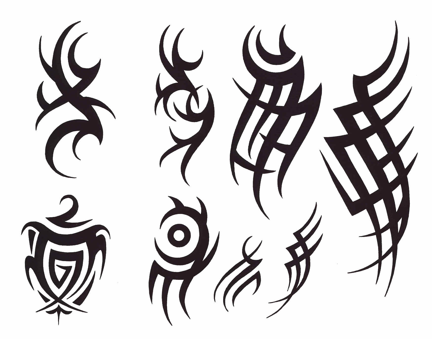 1750x1375 Tribal Tattoo Designs Que La Historia Me Juzgue