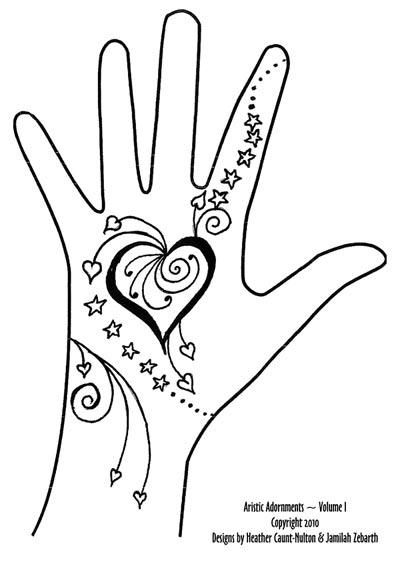 400x566 Best Tribal Tattoo Gallery Free Henna Patternsfree Mehndi