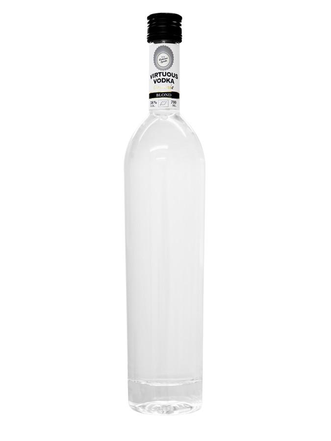 675x900 Vodka De Cereale Virtuous Vodka Blond 38%