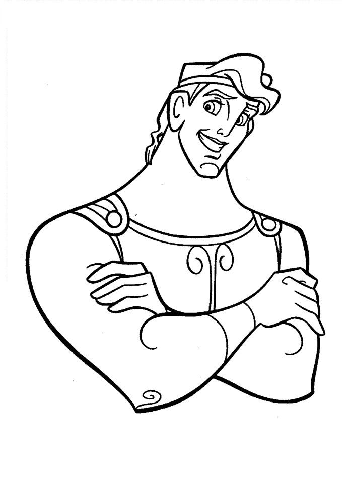 Hercules Drawing