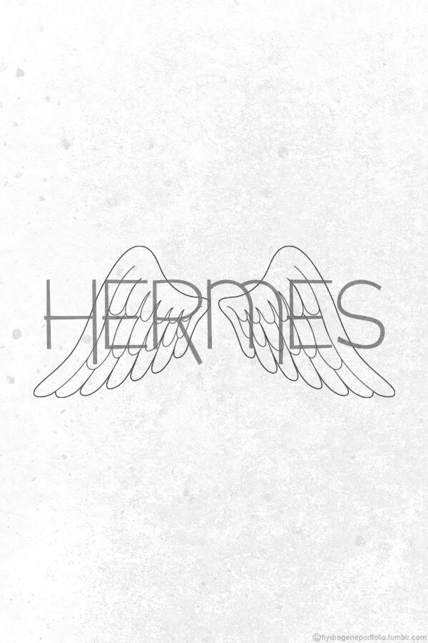 600x900 Hermes Greek Gods Percy Jackson, Jackson And Mythology