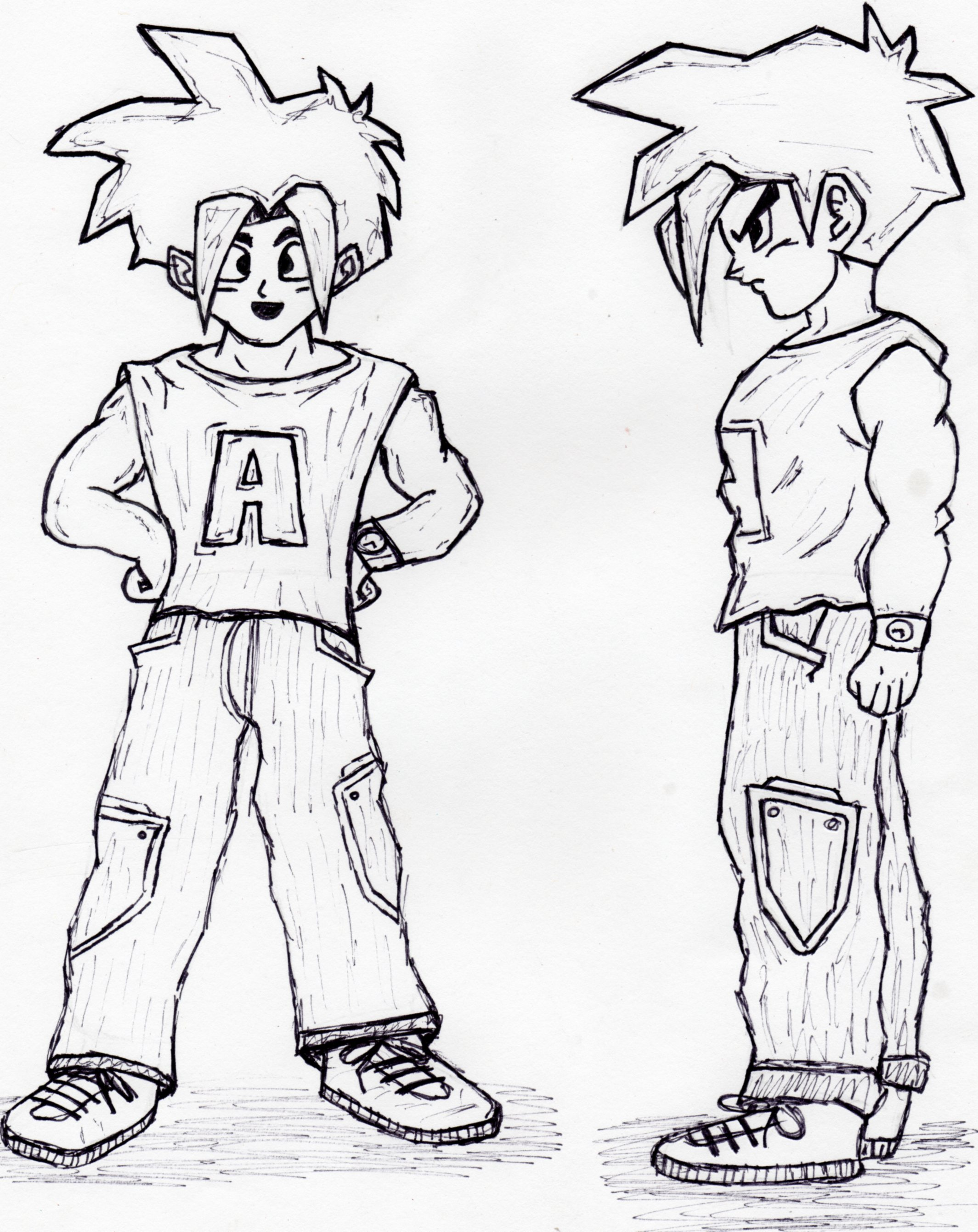 2129x2682 Best Hero Character Ahutton8