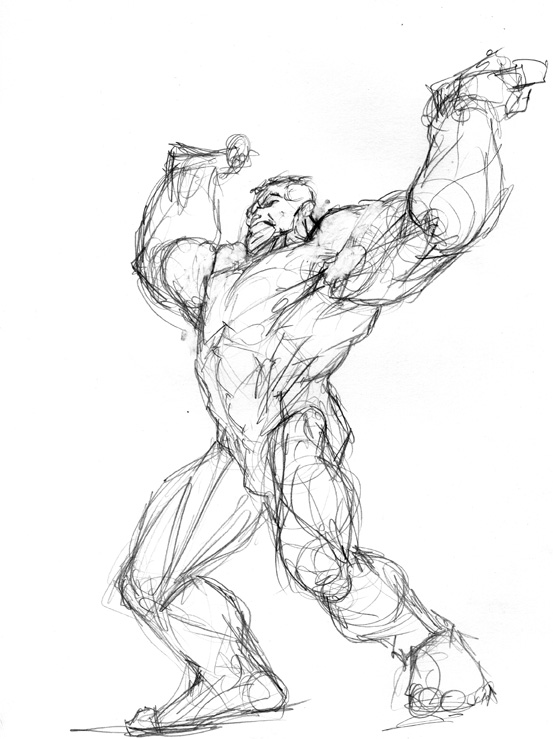 553x739 Super Heros Drawings
