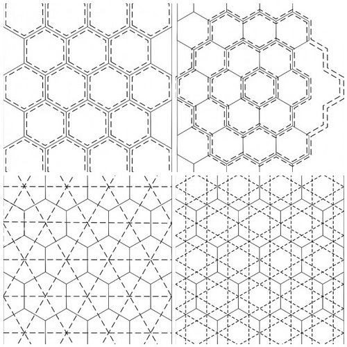 500x500 159 Best Hexagon Love Images On Hexagons, Hexagon