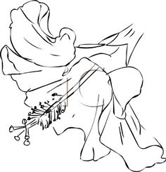 236x245 Hibiscus Coloring Page Coloring Pages Coloring 3