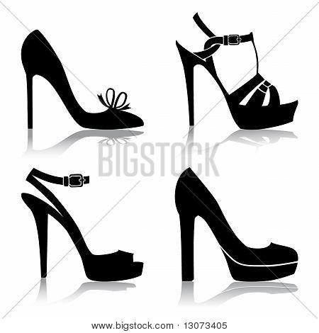 450x470 High Heels Images, Illustrations, Vectors