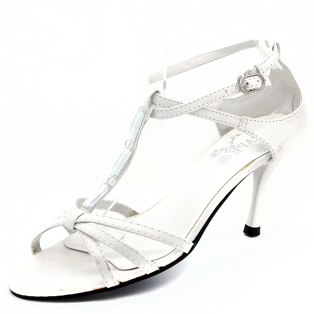 1000x1000 Ladies Summer Sandals High Heels Shoes Size 3 4 5 6 7 8 Party Prom