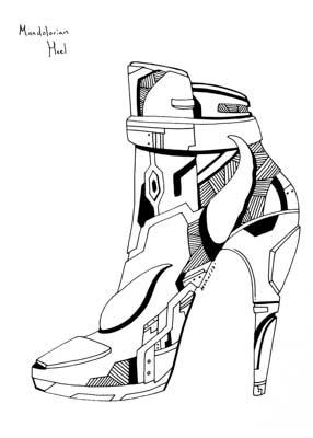 286x400 Star Wars Drawings