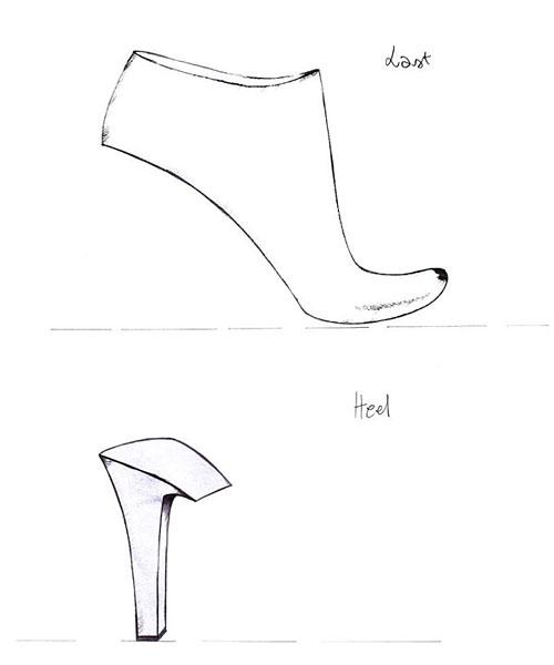 500x600 Anna Paola Pascuzzi,footwear Designer,designer Shoe, Shoe Design