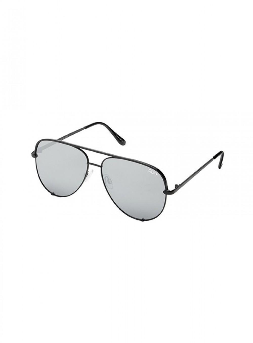 22739b76b2d 1000x1353 Quay X Desi High Key Mini Sunglasses Blacksilver