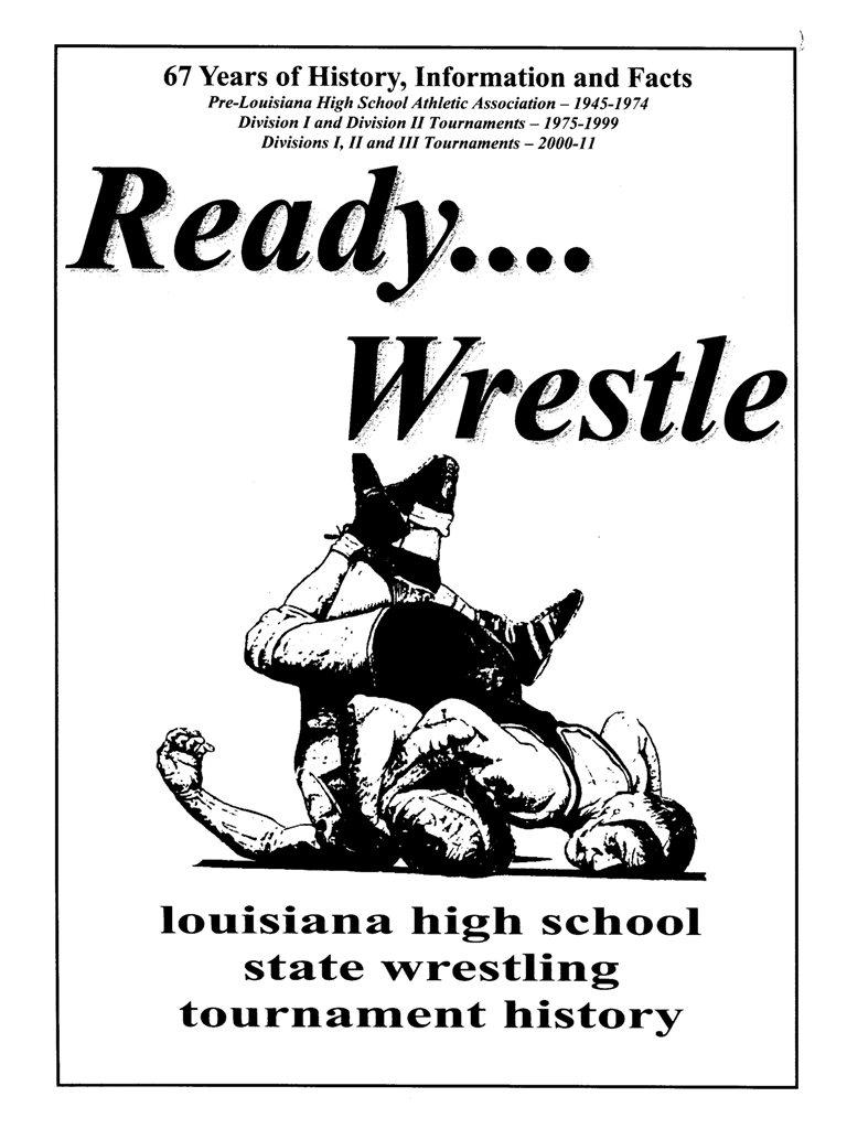 768x1024 Louisiana High School Wrestling Archives Louisiana Wrestling History
