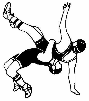 366x415 Luxury Wrestling Clipart High School Wrestling Drawings Clipart
