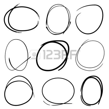 450x450 Highlight Markers Circle Shape Royalty Free Cliparts, Vectors,