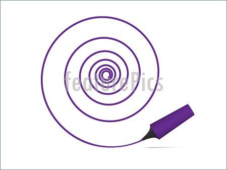 450x337 Highlighter Pen Stock Illustration I1679573