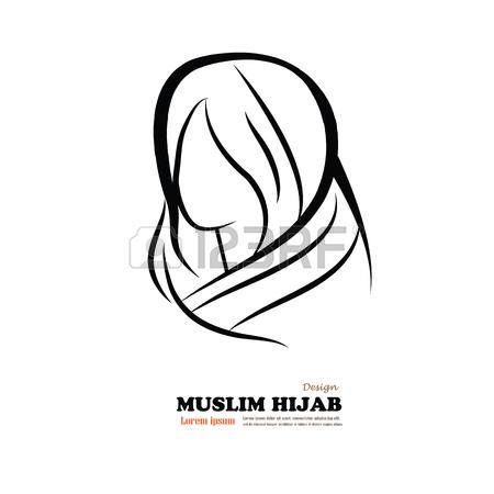 450x450 Arab Muslim Woman. Islamic And Nationality Tradition, Hijab.muslim