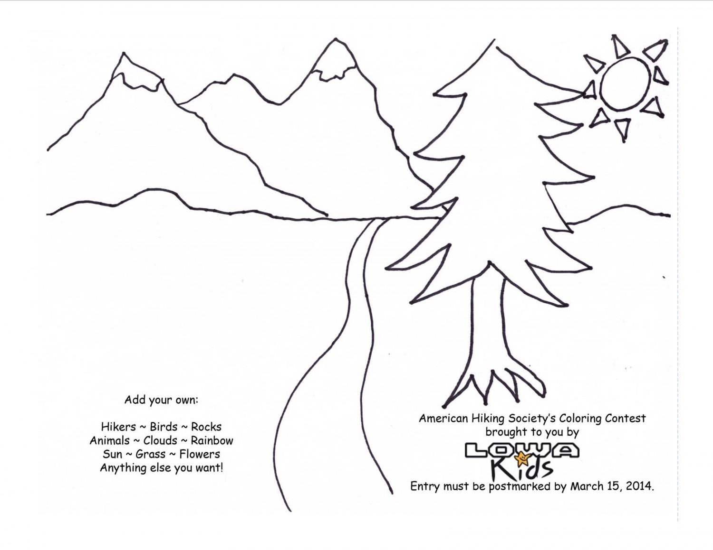 1500x1159 Kids' Corner American Hiking Society