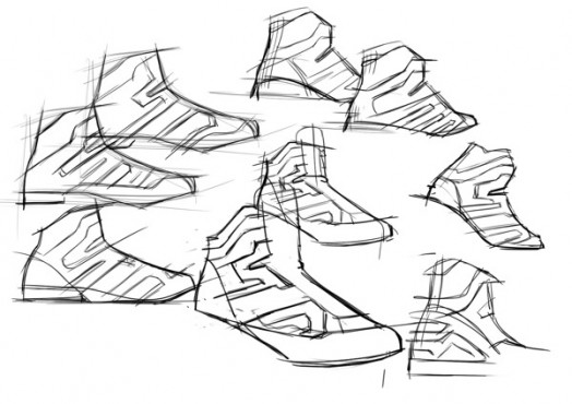 524x370 Hiking Boot By Christophe Roland Mc B2 Shoes Design