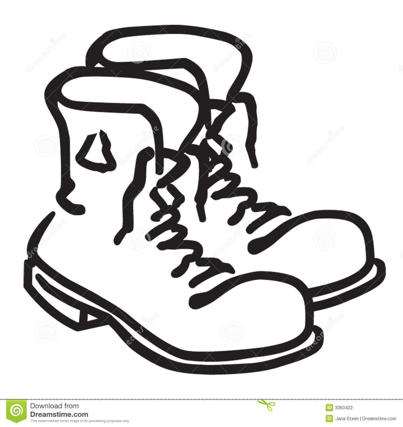 1300x1376 Hiking Shoes Coloring Pages Hiking Boots Clip Art Coloring Page