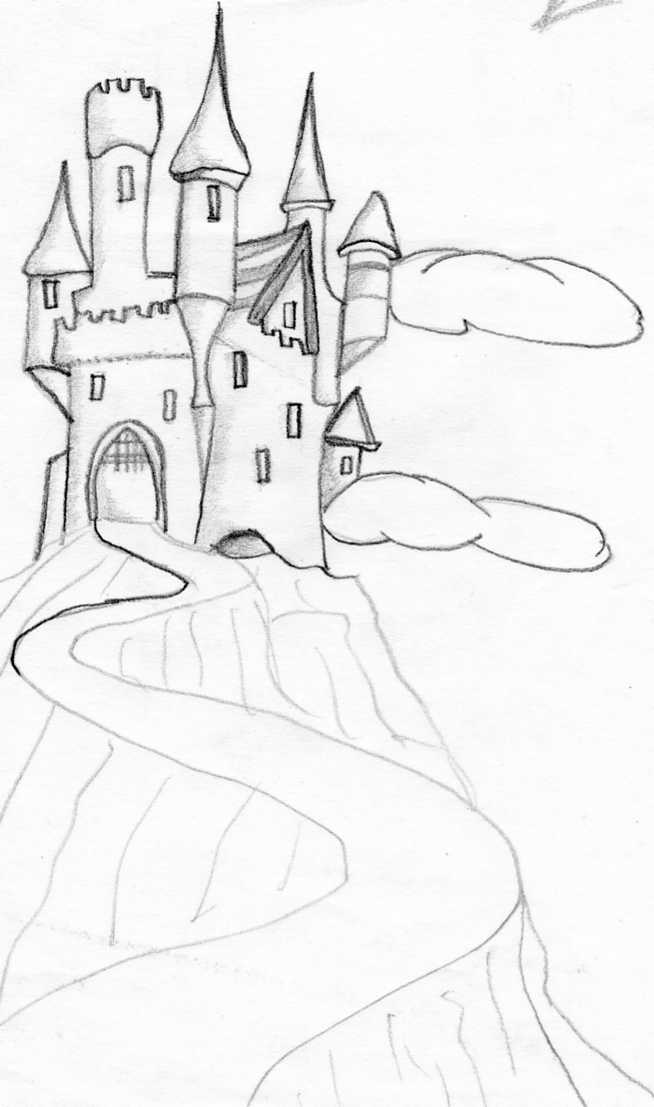 654x1107 Castle The Hill By Dollydixie