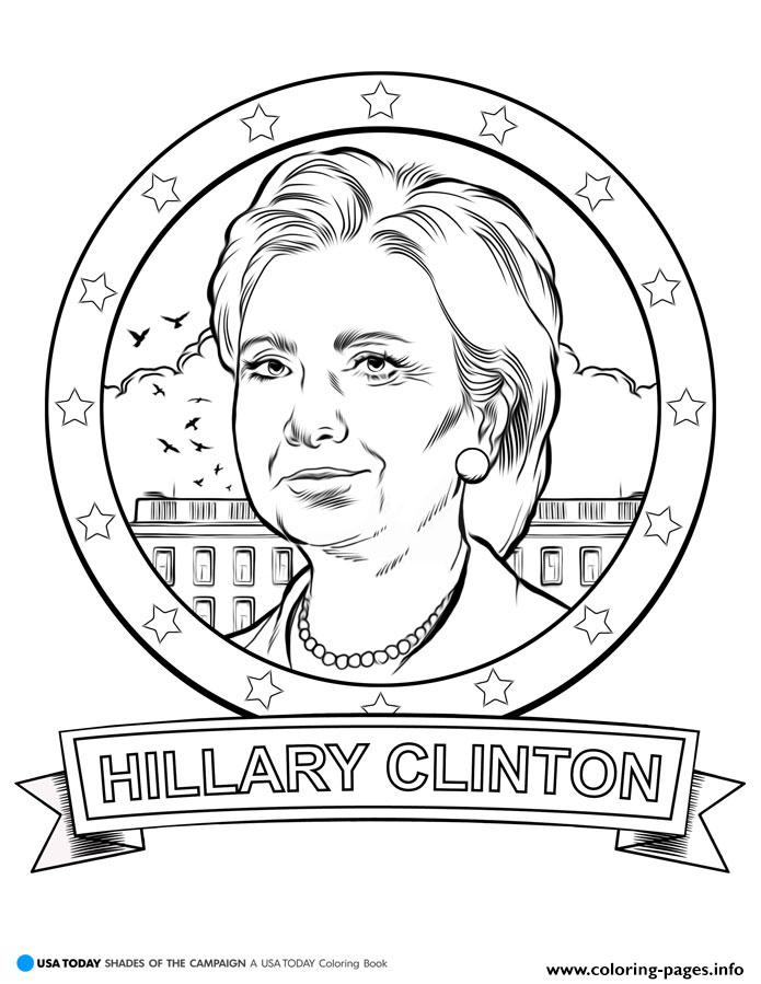 Hillary Clinton Drawing at GetDrawings.com | Free for ...