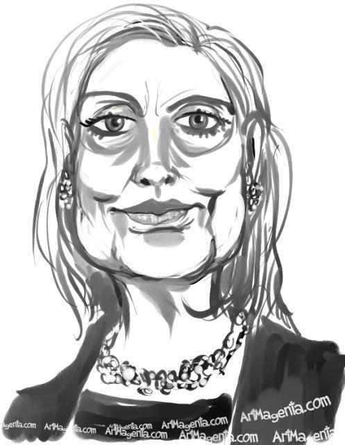 497x640 Artmagenta On Twitter Hillary Clinton