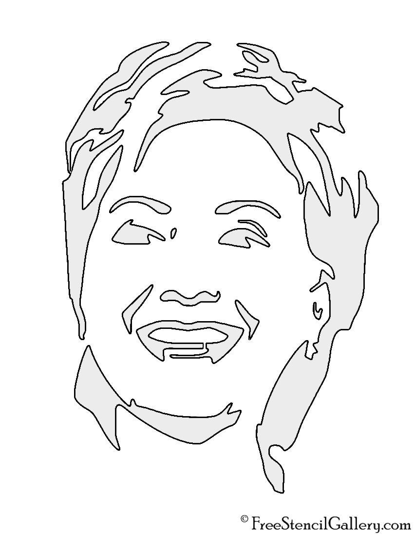 850x1100 Hillary Clinton Stencil Free Stencil Gallery