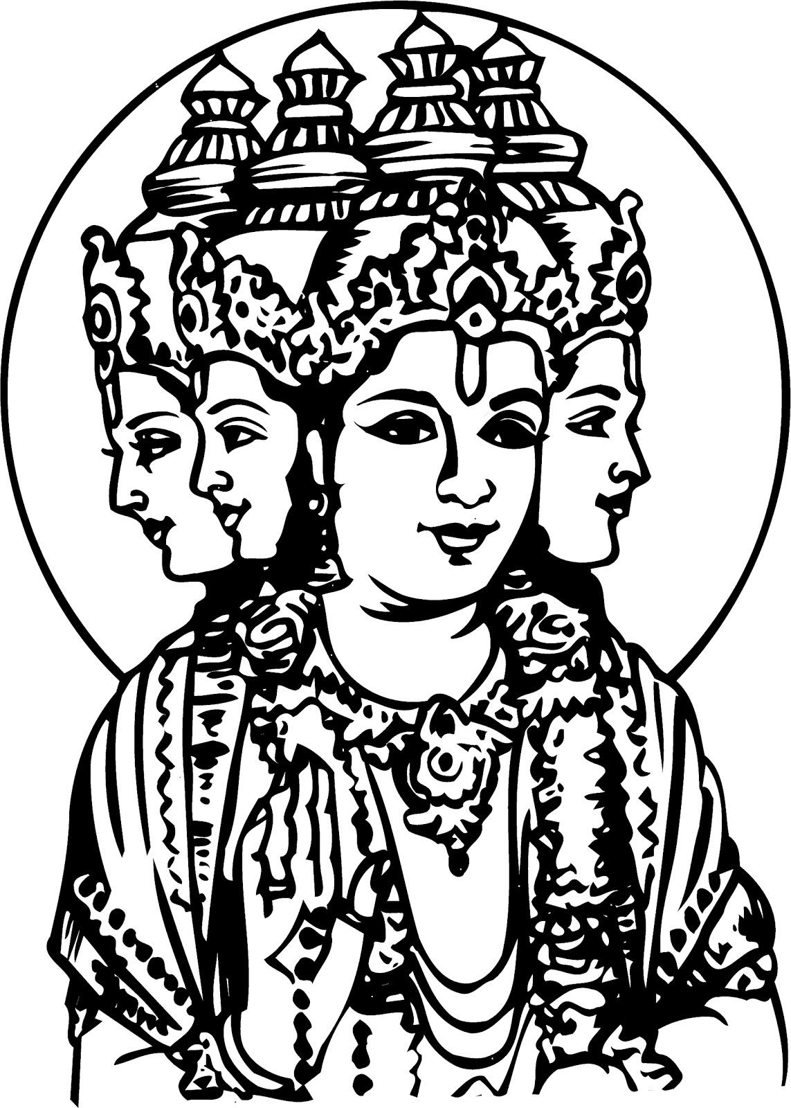 1143x1600 Hindu Mythology