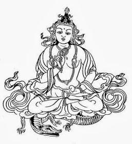 Hindu Gods Drawing