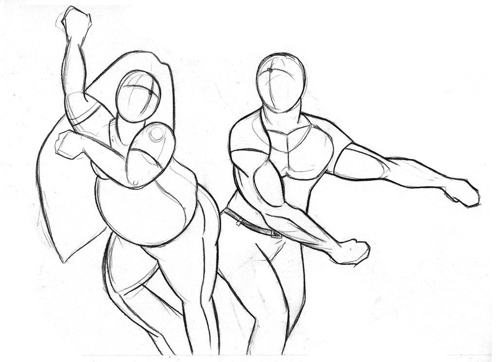 1024x744 Hip Bump Rough Sketch By Mechanicalfirefly