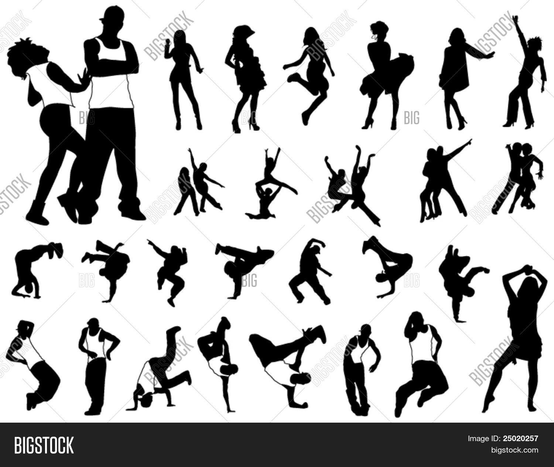 1500x1263 Hip Hop Dancers Vector Amp Photo Bigstock
