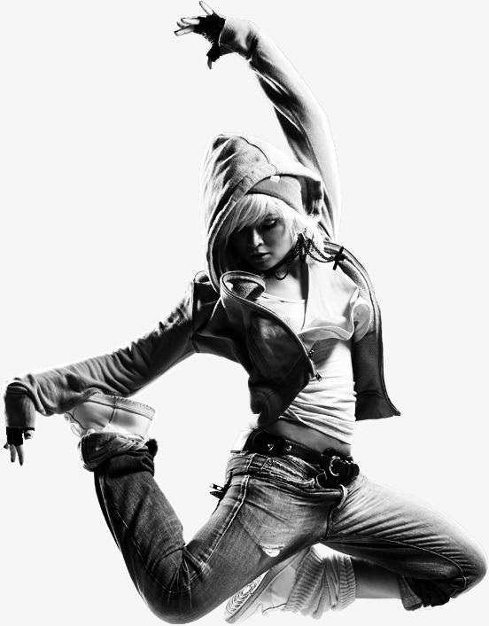 Hip Hop Dance Drawing at GetDrawings.com | Free for ...