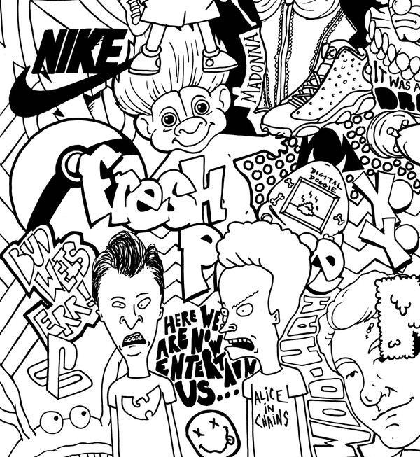 600x653 8tracks Radio 90's Rnb Hip Hop Mix (12 Songs) Free And Music