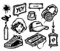 236x202 Hop Tattoo Ideas Hip Hop Tattoo Other Things Hop