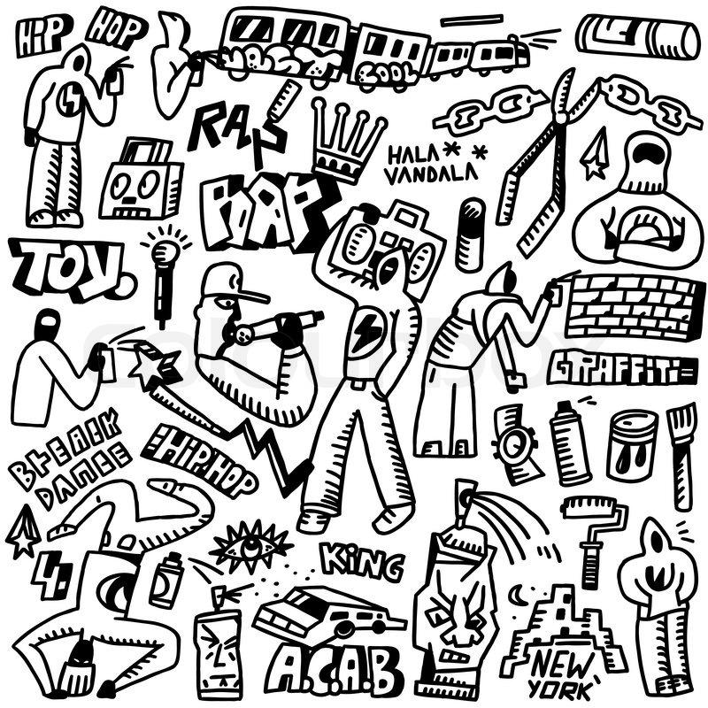 800x800 Rap,hip Hop ,graffiti