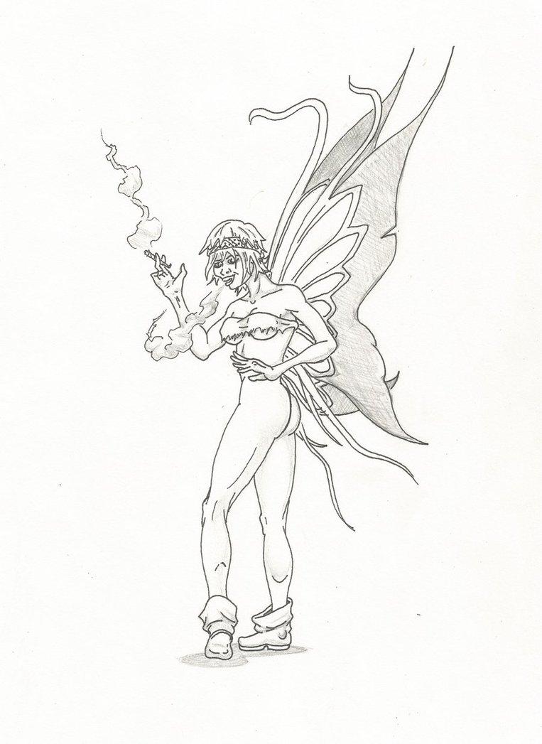 763x1047 Hippie Fairy By Bobofwar17