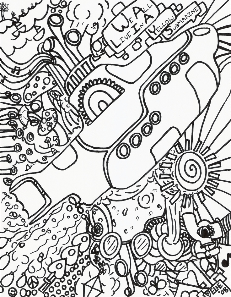 736x945 Inspirational Hippie Coloring Pages 17 For Online With Hippie