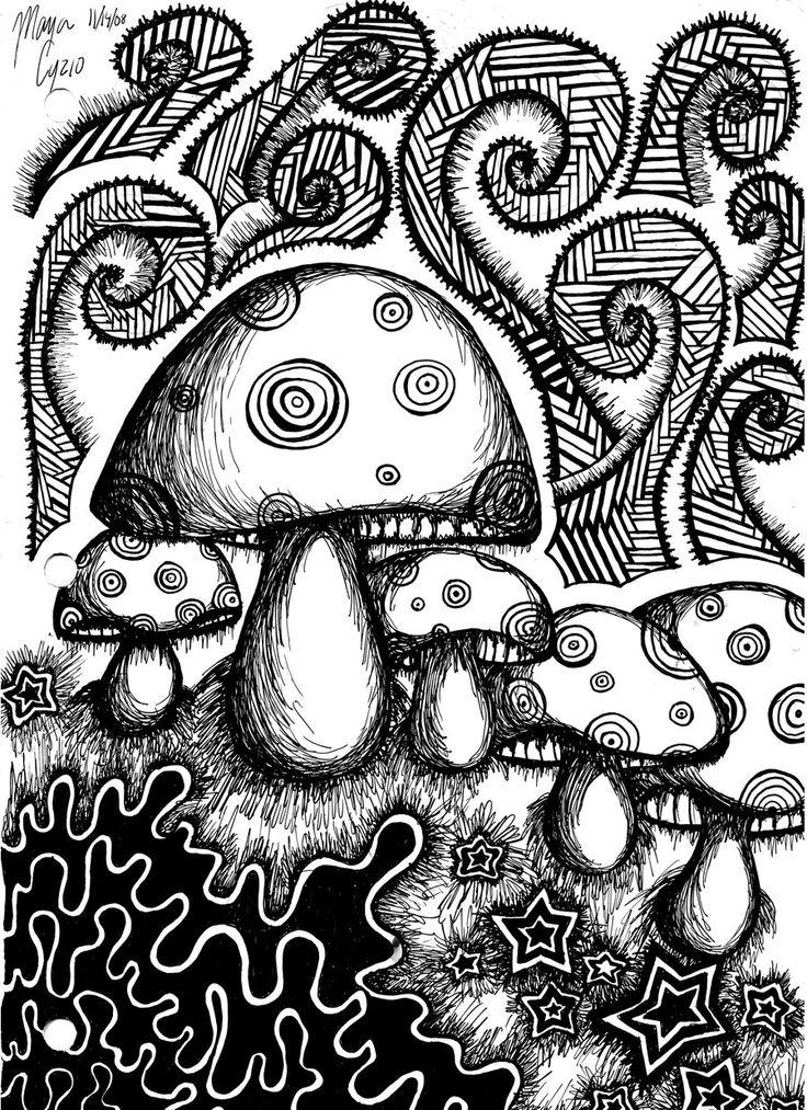 736x1013 Pin By Shirley Marmol On Dibujos Trippy