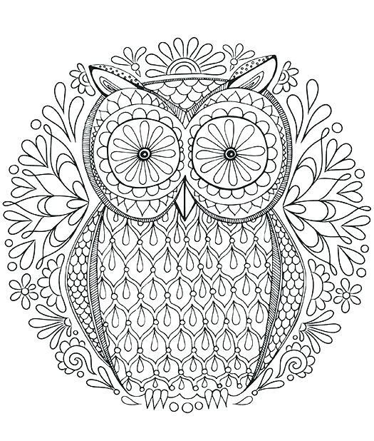 525x618 Best Mehndi Coloring Pages Of Paisley Images On Books Tattoo