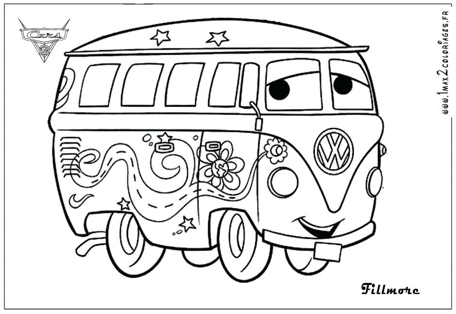 940x648 Good Hippie Coloring Pages And Hippie Coloring Pages 98 Hippie Van