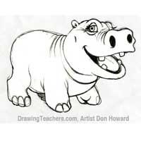 200x200 Hippo
