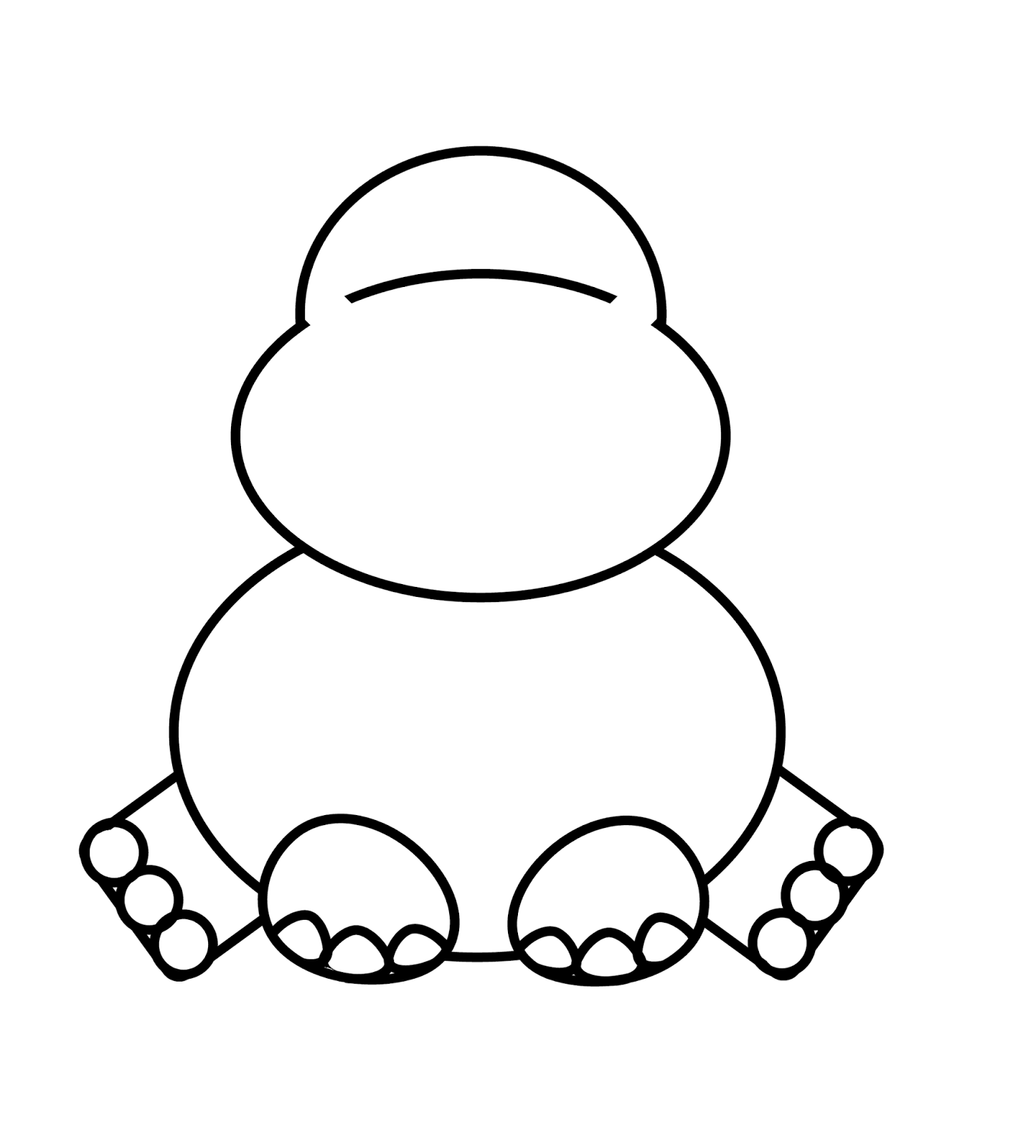 1444x1600 How To Draw Cartoons Hippo
